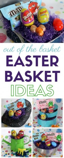 Out of the Basket – Easter Basket Ideas