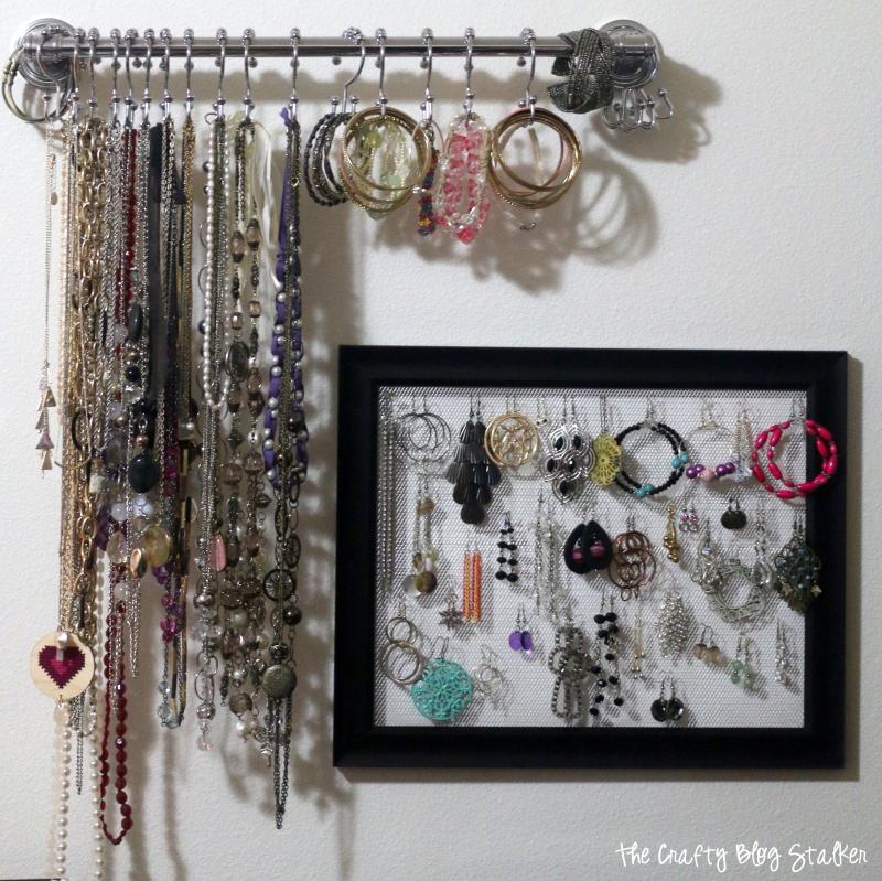 how-to-make-earring-holder-11 - The Crafty Blog Stalker