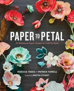 Make playful party decorations, luscious bouquets, and sophisticated floral centerpieces with inexpensive tissue and crepe paper. Paper to Petal walks you through the easy basics of transforming simple materials into a vibrant display of fanciful handmade blooms suitable for every occasion.