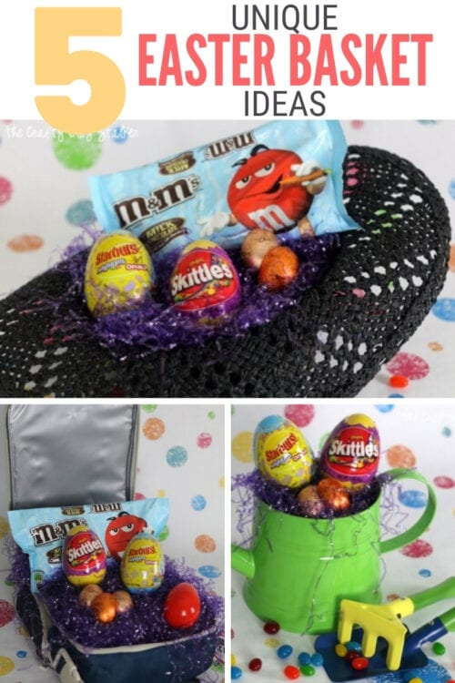title image for 5 Unique Easter Basket Ideas