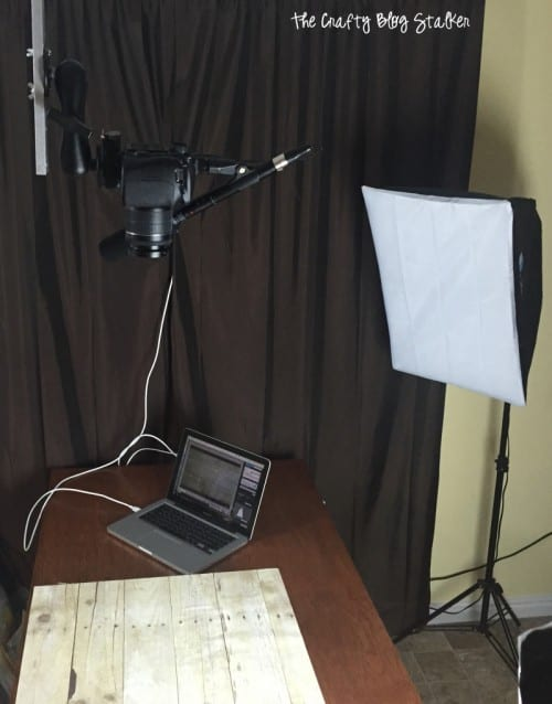 video studio setup