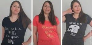 Design Trendy T-Shirts with Cricut