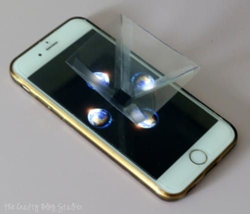 How to make a hologram with your smartphone is an easy DIY craft tutorial idea. Use this hologram projector tutorial and YouTube videos for amazing results.