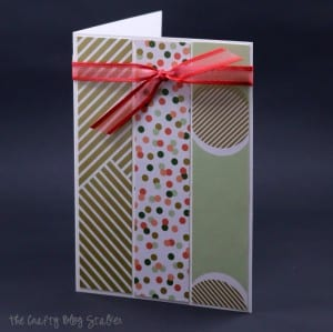 How to Make an Any Occasion Handmade Card