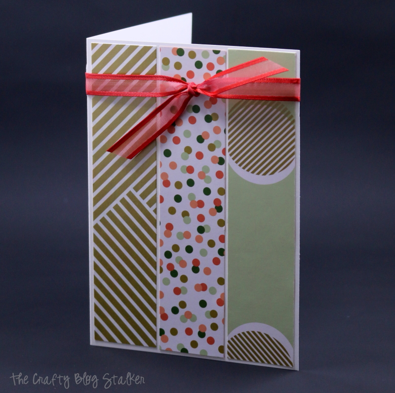Make a handmade card that is perfect to give for any occasion. Perfect Birthday card, Wedding or Anniversary card, Thank you card or just because.