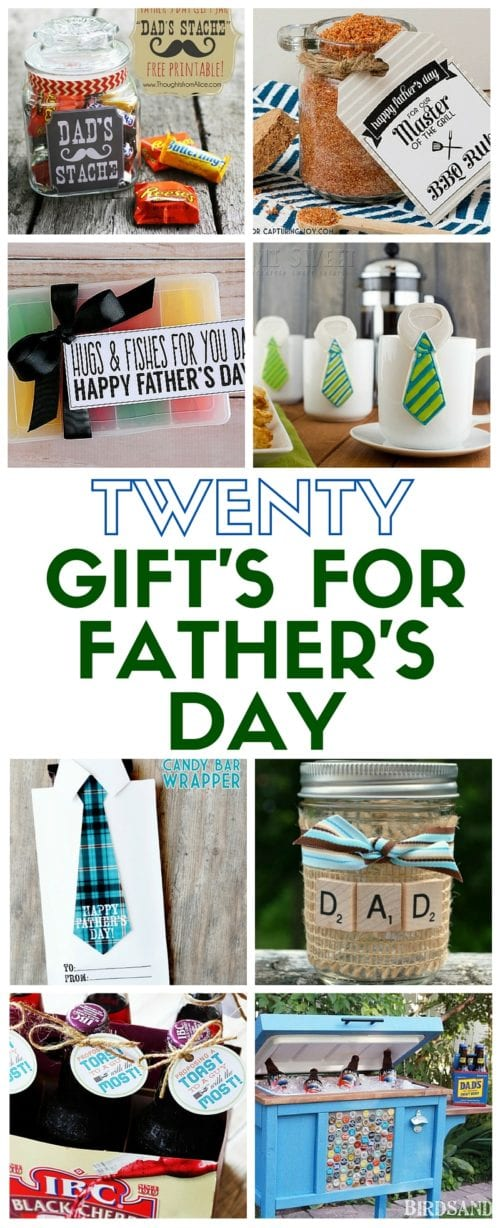 Father's Day | Handmade Gift Ideas | Manly Gifts | DIY