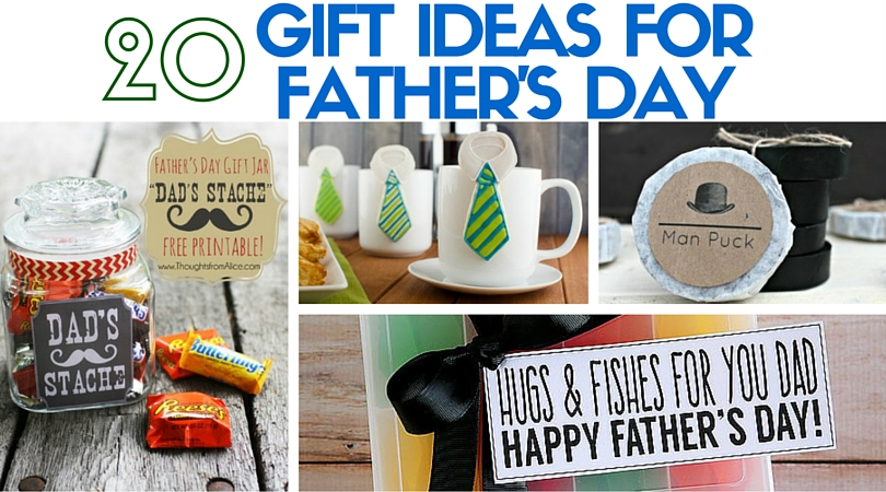 20 Gift Ideas For Father's Day