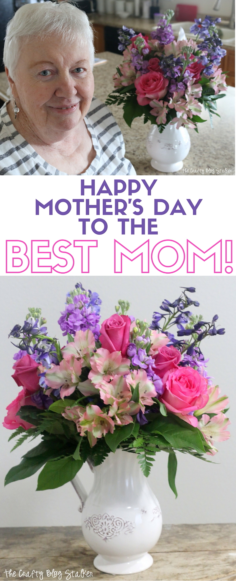 Happy Mother's Day Gift | Flower Bouquet | 1800Flowers | Interview Video
