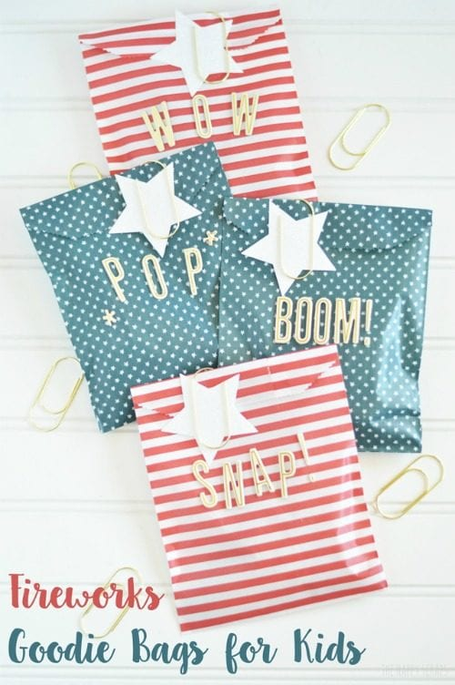 image of Firework Goodie Bags