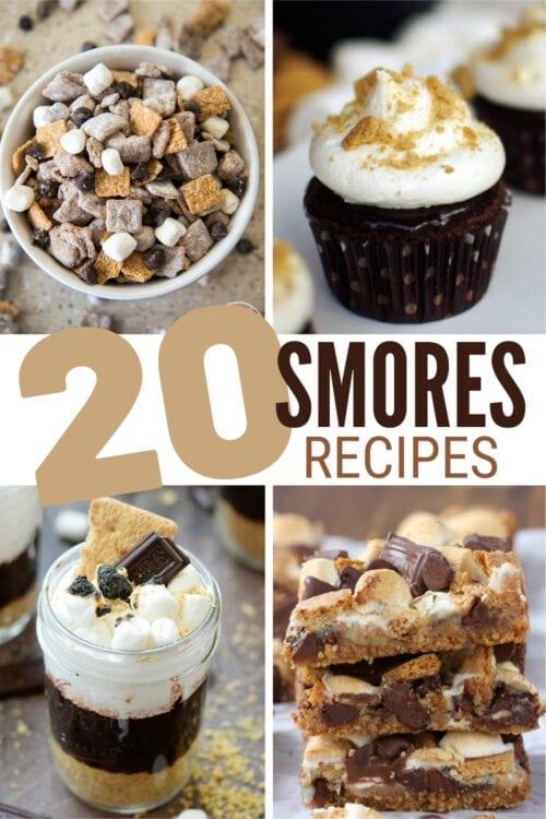 20 Different Ways Enjoy Smores 1
