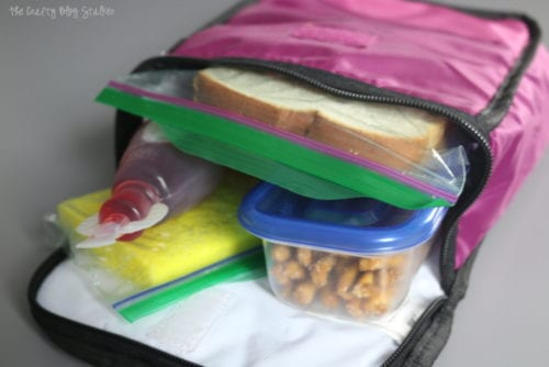 Are you Back to School ready? Let me help with these three tips that will help you organize and craft your back to school supplies with Ziploc®.