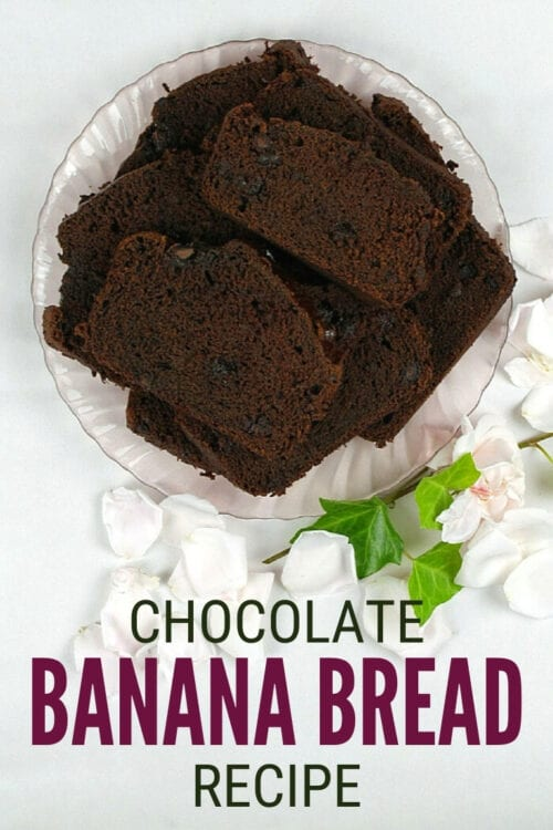 title image for How to Make Chocolate Banana Bread Recipe