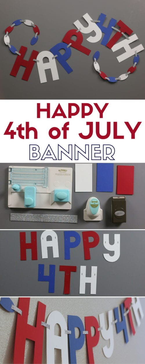 image of 4th of July Banner