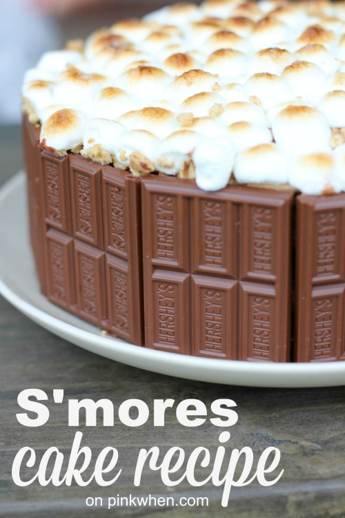 S'mores aren't just for camping! Enjoy your favorite fireside treat any day of the year, make cookies, cake and even ice cream S'mores recipes. Yum!