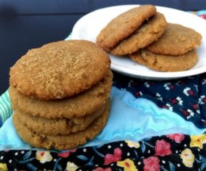 Grandmommy's Peanut Butter Cookies