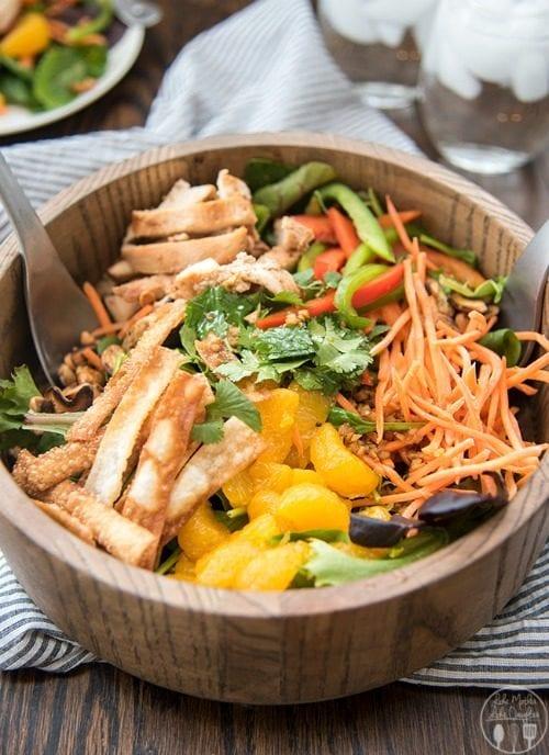 image of Oriental Chicken Salad