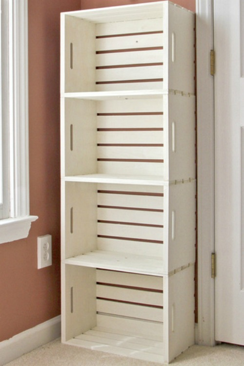 Organize your office space with these DIY office crafts and storage ideas. These ideas will leave your space functional, organized and a place you'll love to be!
