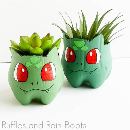 image of Bulbasaur Planters
