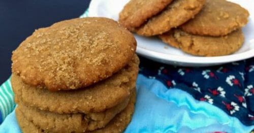peanut butter cookies recipe easy 7 1