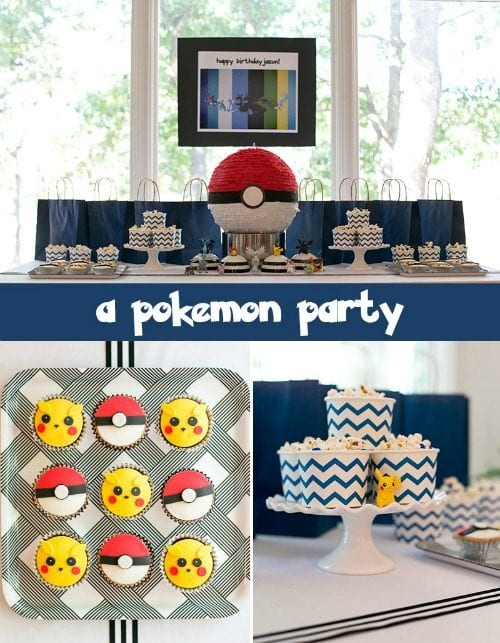 image of a Pokemon Party