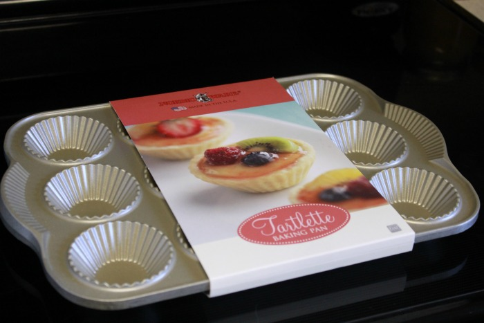 tartlette baking pan