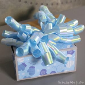 One Sheet Paper Gift Box