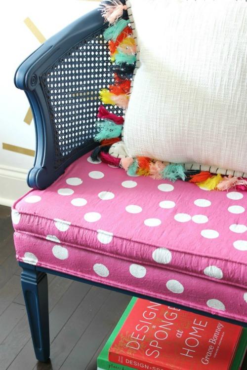 Very 21 Polka Dot Pattern DIY Ideas - The Crafty Blog Stalker ZF75