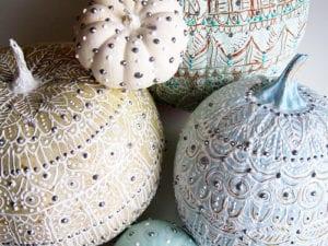 22 Pumpkin Decorating Ideas