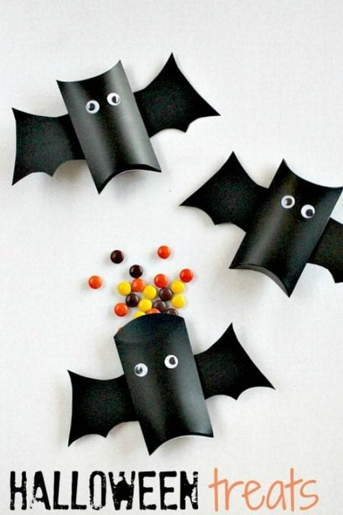 Bat Halloween Treats