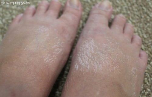 Baby Foot | Exfoliant Foot Peel | Exfoliation | DIY Spa Treatment | Review