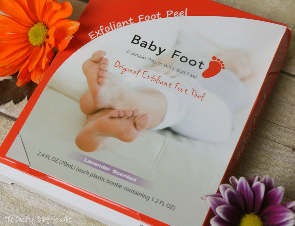Does Baby Foot Really Work The Crafty Blog Stalker