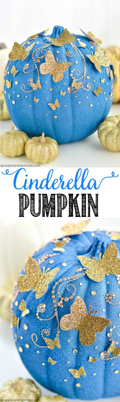 Find 22 Pumpkin Decorating ideas all in one place. Simple DIY craft tutorial ideas that are perfect for Halloween and Fall decor.