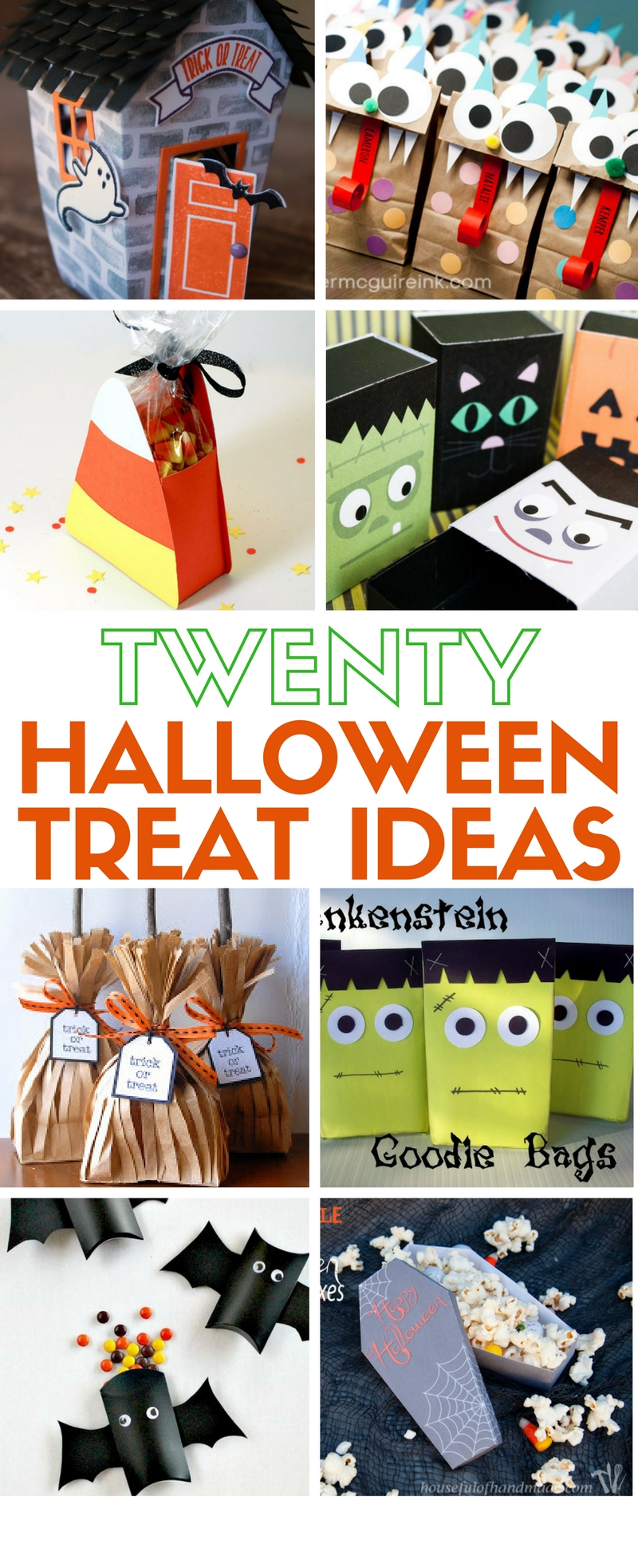 Halloween Baby Gifts Ideas : How to make giftable halloween treats the crafty