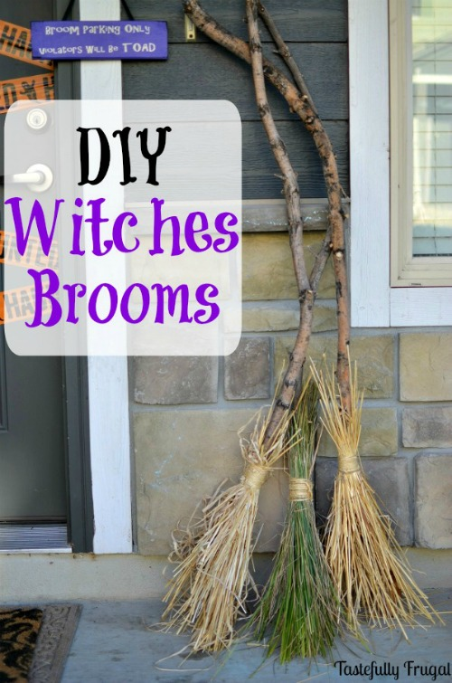 How to make 31 halloween decoration ideas the crafty for Things to make for halloween decorations