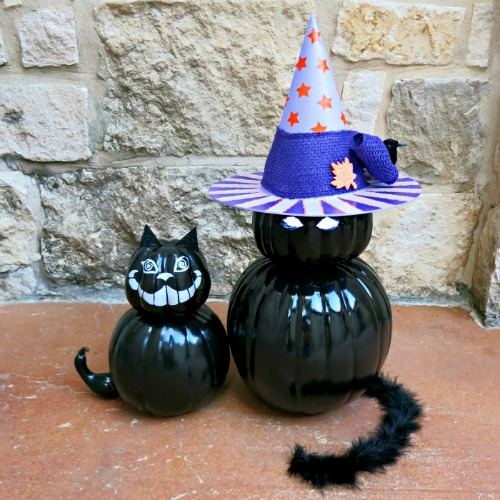 22 Pumpkin Decorating Ideas The Crafty Blog Stalker