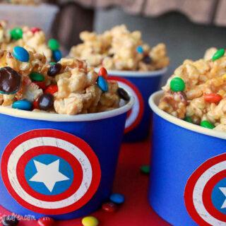mm caramel popcorn recipe 2