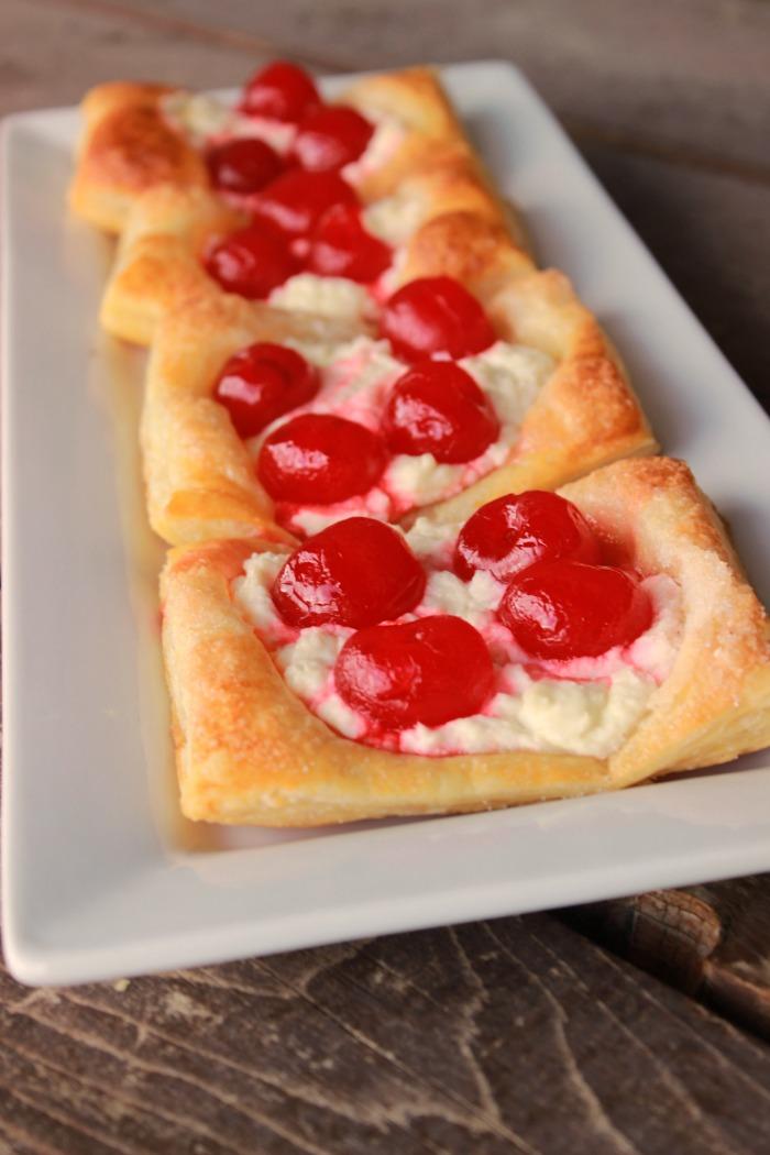 cherry-pastry