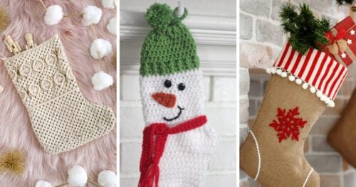 Christmas Stocking Tutorials 3