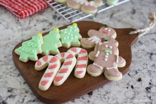 20 Christmas Cookies Santa would LOVE!