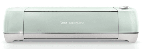 The Cricut Explore Air 2 is the perfect gift for any crafter. Give the gift of Cricut for Christmas, birthday or any gift giving reason.