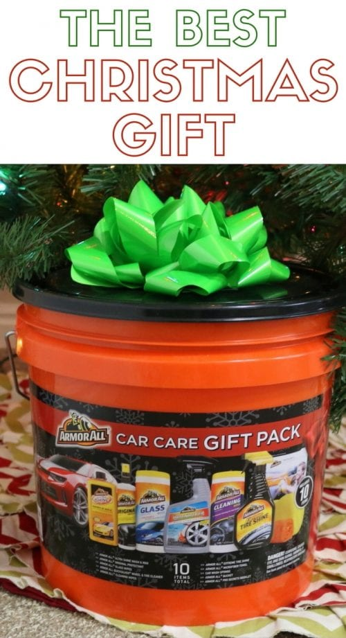 The Best Christmas Gift: Armor All Car Care Gift Pack | Gift Giving | Car Buffs | Hard to Buy for | Gifts for Men
