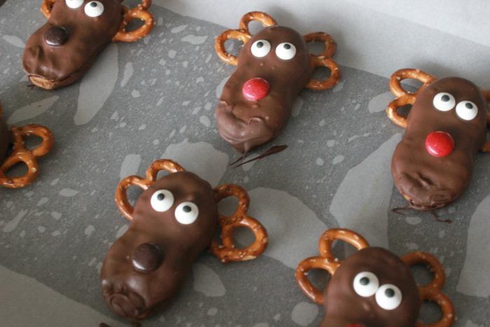 Reindeer cookies.ggnoads