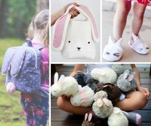 20 Fun and Cute Bunny Craft Ideas