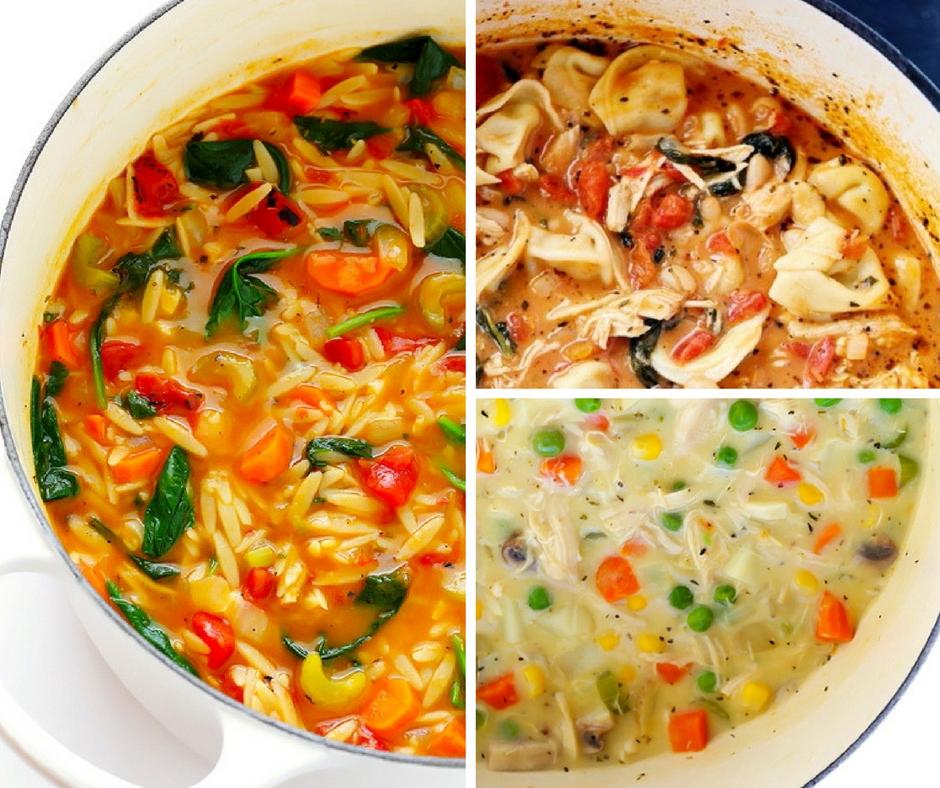 20 Delicious Soup Recipes