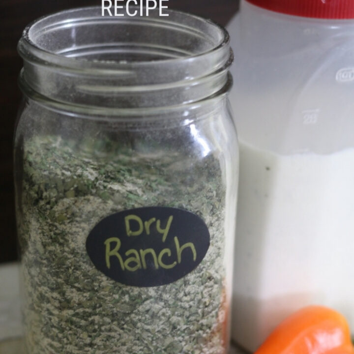 Best Homemade Ranch Recipe 10