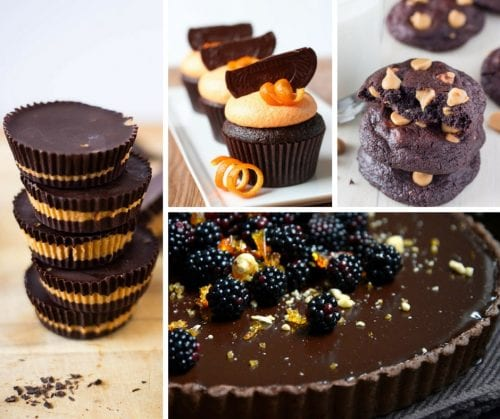 20 Dark Chocolate Recipes for the Chocolate Lover