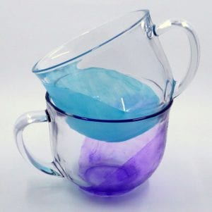 How to Make Glass Painted Cups