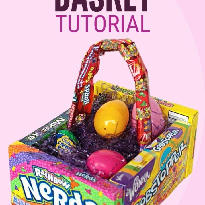 Candy Easter Basket 15
