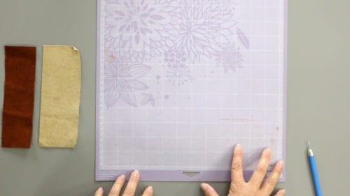 image of StrongGrip cricut mat
