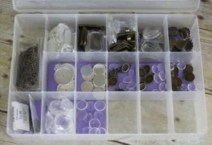 How to Organize Your Jewelry Making Supplies